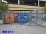 Sonstiges- Mülleinhausungen